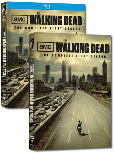Walking Dead Seasons